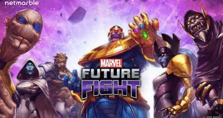 New Future Fight update teased for Thanos Co-Op