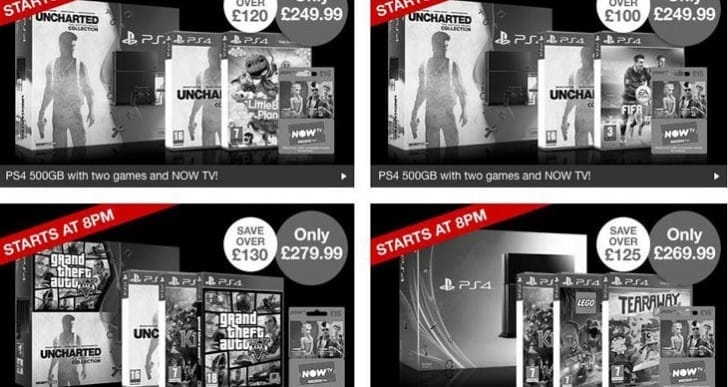GAME UK keeps going down during deals frenzy