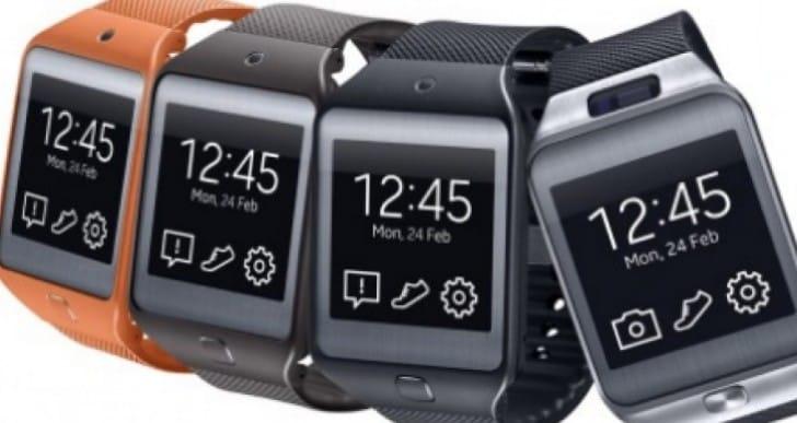 Samsung Gear 2 watch gains release date