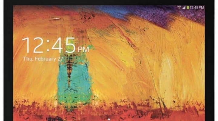 Samsung Galaxy Note 10.1 2014 Verizon update