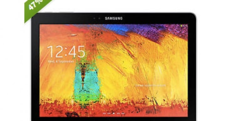 Galaxy Note 10.1 2014 LTE 32GB with Ebay joy