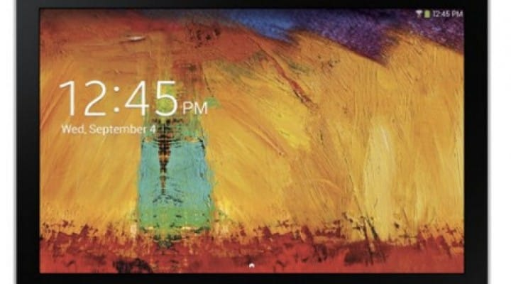 Samsung Galaxy Note 10.1 2014 price slashed