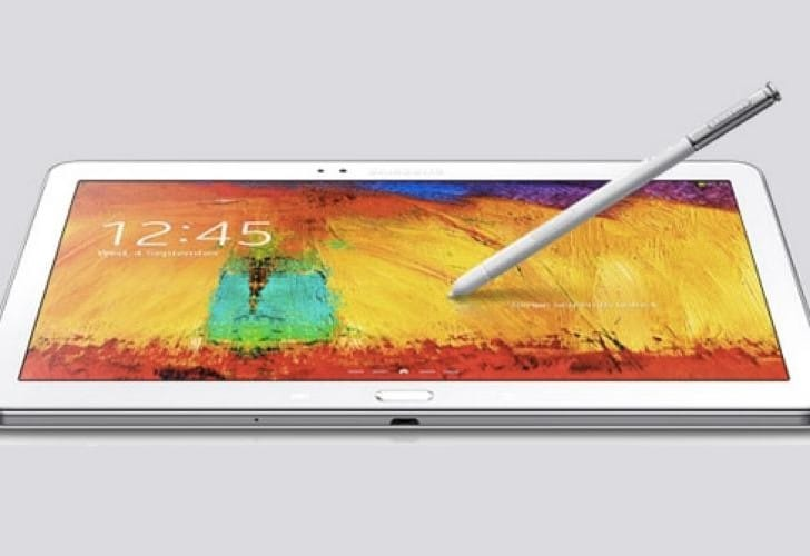 Galaxy Note 10.1 2014 Android 4.4 update for US