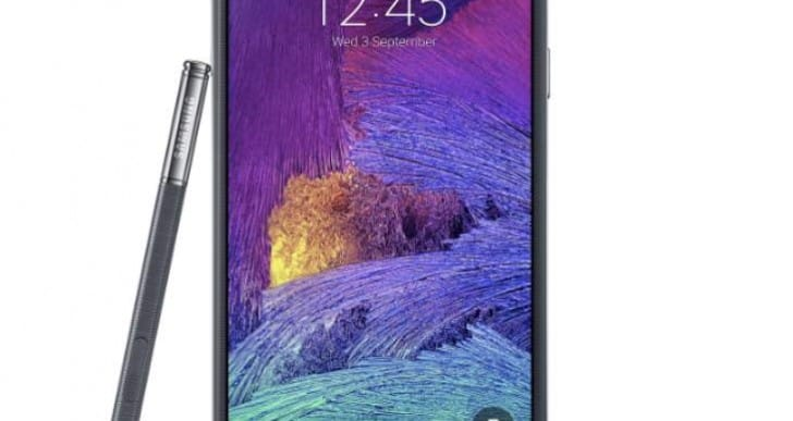 Galaxy Note 4 specs list to take down iPhone 6