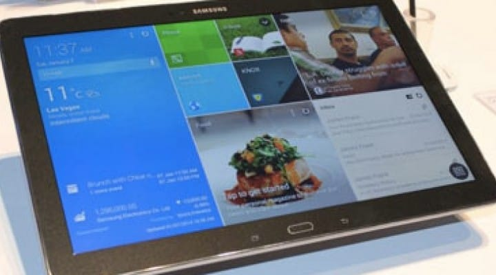 Galaxy Note Pro 12.2 LTE heading to Verizon