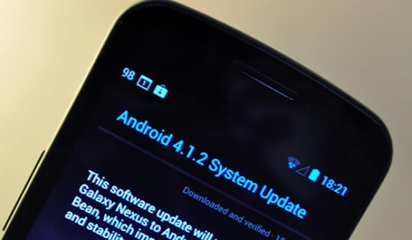 Samsung Galaxy S3 Jelly Bean 4.1.2 update for LTE