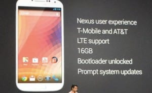 Galaxy S4 Android 4.4.2 update with Google favored
