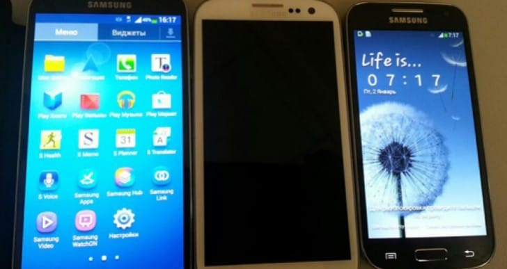 Samsung Galaxy S4 Mini specs compared with original