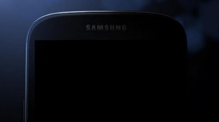 Samsung Galaxy S4 curved tease sends fans wild
