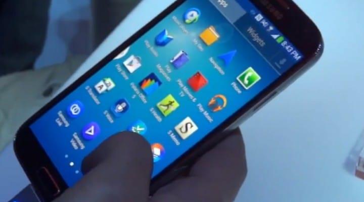 Samsung Galaxy S4 vs. S3 specs side-by-side