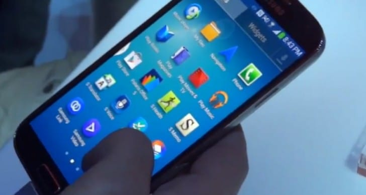 Samsung Galaxy S4 vs. S3 specs side-by-side