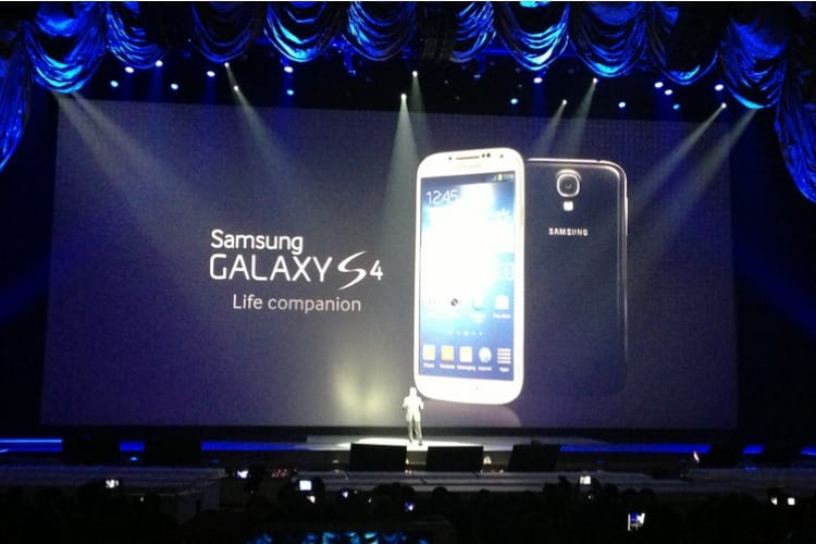 Samsung Galaxy S4 update for T-Mobile with new features