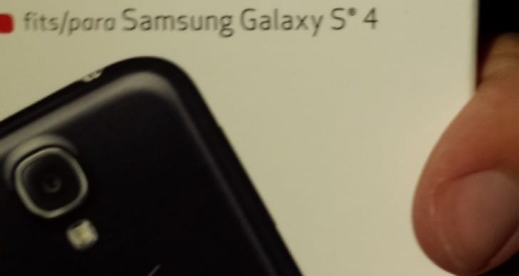 Galaxy S4 wireless charging, Samsung or Verizon branded