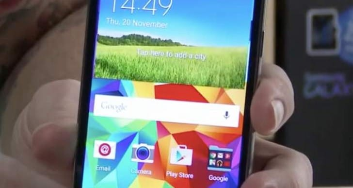 Samsung Galaxy S5 Lollipop update with ASOP build