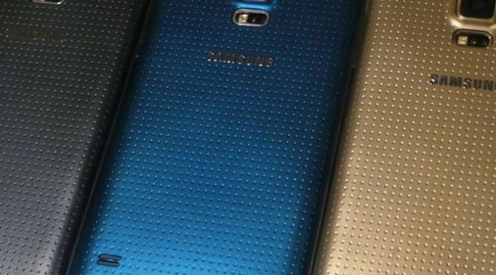 Samsung Galaxy S5 Vs iPhone 6 popularity