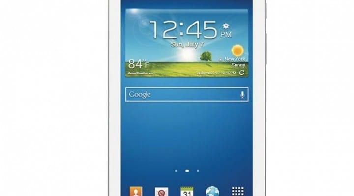 Samsung Galaxy Tab 3 2014 price excites