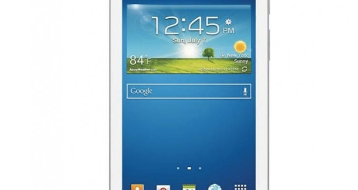 Samsung Galaxy Tab 3 2014 price excites