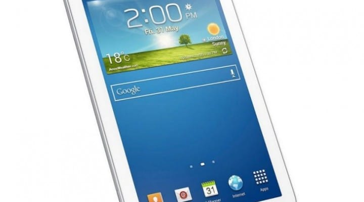 Sprint Galaxy Tab 3 Android 4.4 Kitkat update soon