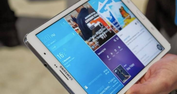Samsung Galaxy Tab Pro 8.4 price drop