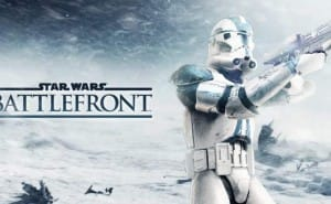 Star Wars Battlefront gameplay live stream at these times