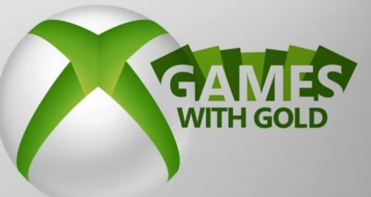 Xbox Games with Gold for August 1st
