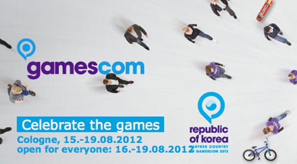 Gamescom 2012 dates, location and wishlist