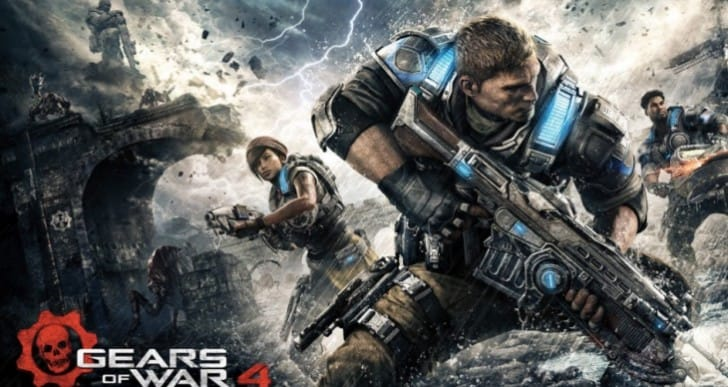 Gears of War 4 Title Update 2 patch notes for December 6