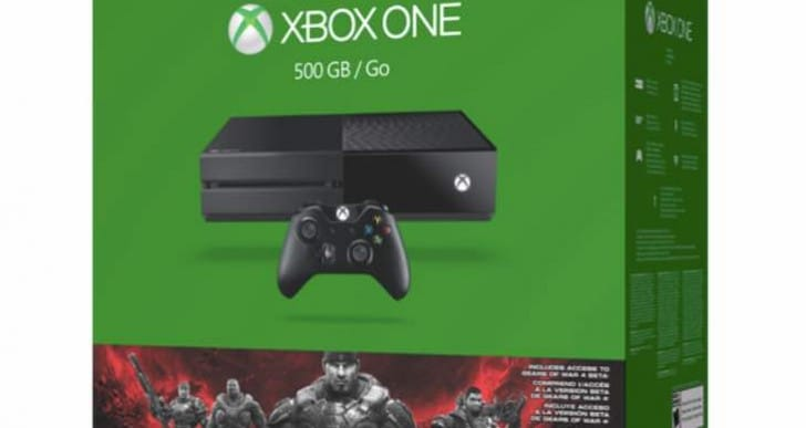Pre-order Gears of War Ultimate Edition Xbox One bundle