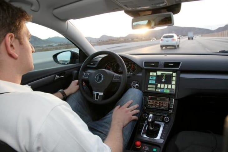Google is to start pushing gesture control car technology