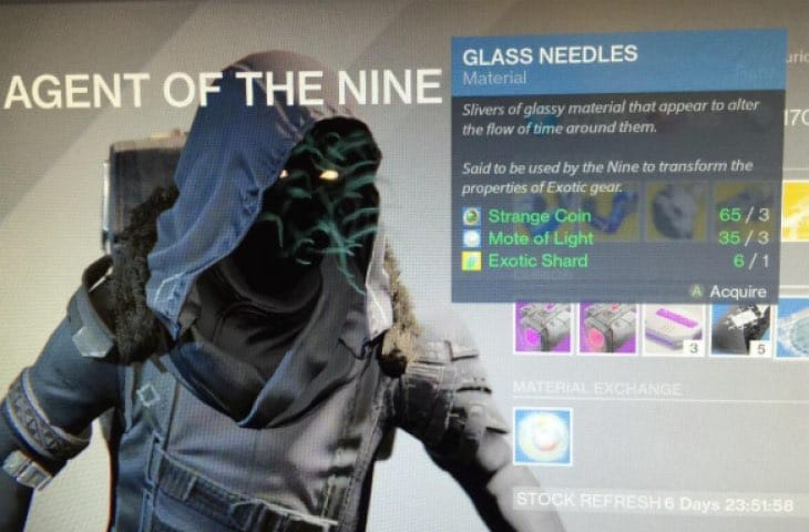 glass-needles-cost-destiny