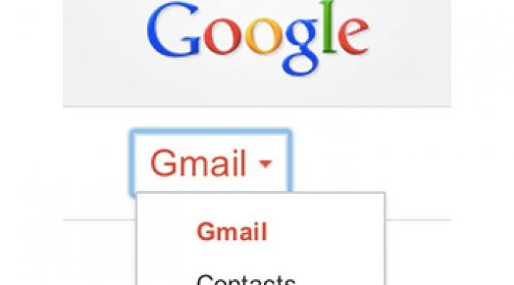 Gmail contacts manager misreads email use