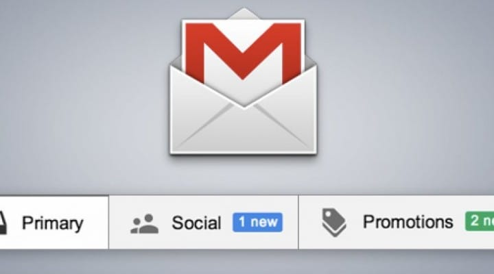 Gmail social email integration not ideal