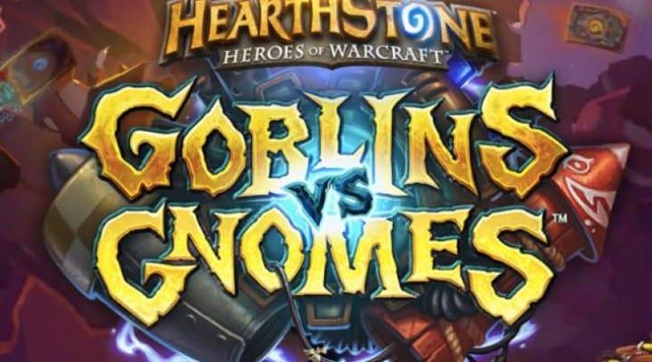 Hearthstone Goblins Vs Gnomes US, UK release date finalized