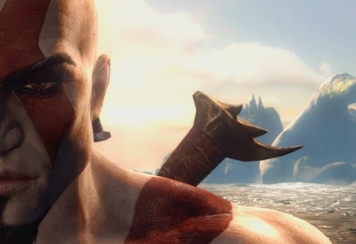 God of War on PS4 will blow you away