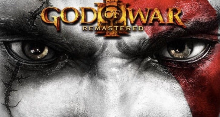 God of War Remastered free on PS4 with catch