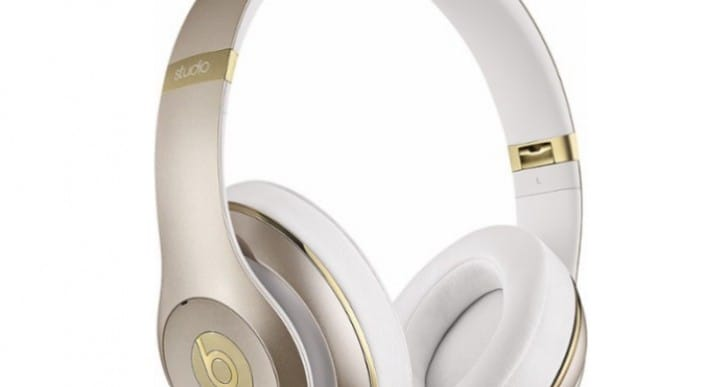 Gold Beats by Dre Studio Wireless for $199 at Best Buy