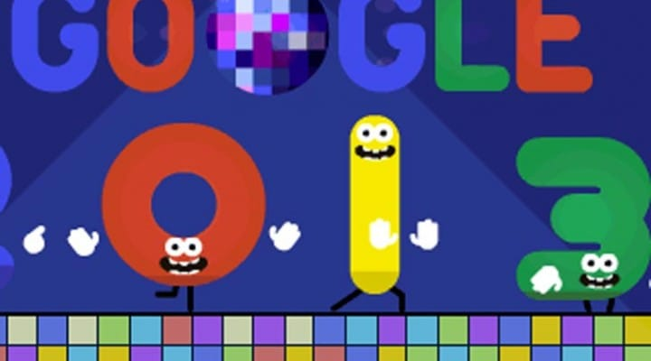 New Year's Eve 2013 arrives with Google doodle