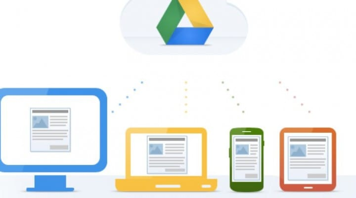 Google Drive app update arrives