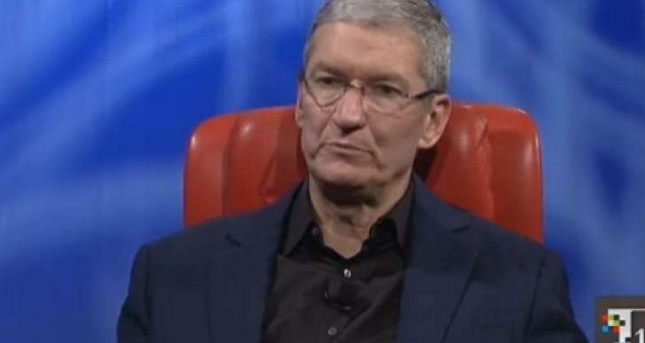 Google Glass has no mass appeal says Tim Cook