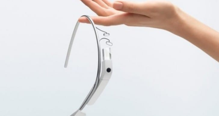 Google Glasses showed up on Ebay for $15k