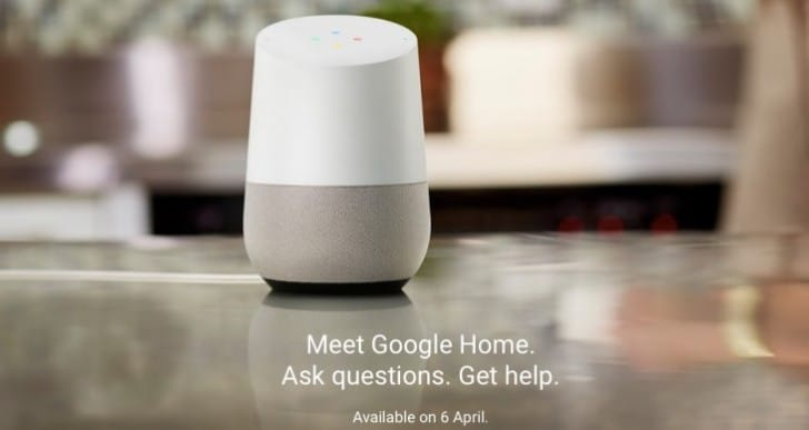 Google Home speaker UK price and how to buy