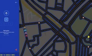 Best Google Maps PacMan locations