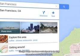 Google Maps update keeps Apple competition healthy