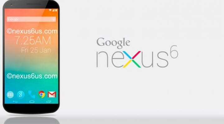iPhone 6 vs. curved Nexus 6, Galaxy S5 and LG G3