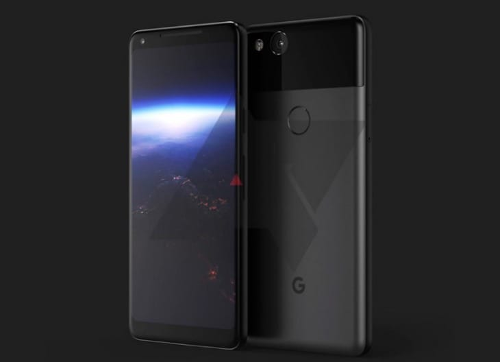 Google Pixel 2 XL Design, Specs preview with LG rumors