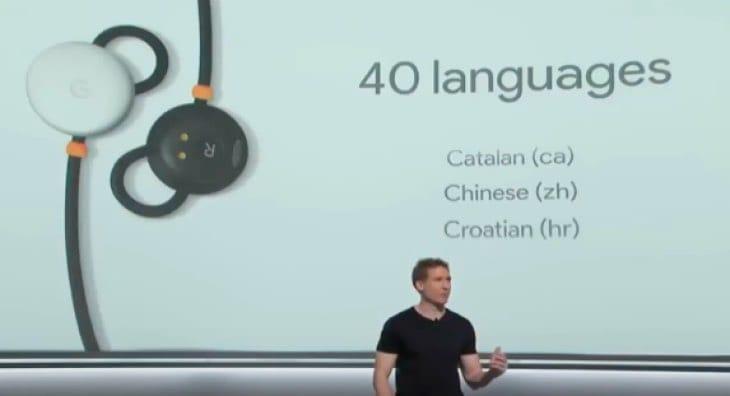google-pixel-bud-language-support-list