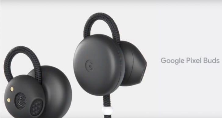 Google Pixel Buds supported language list so far