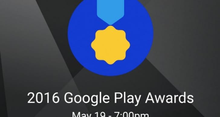 Google Play Awards 2016 with Clash Royale Vs Marvel Future Fight