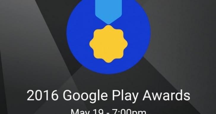 Google Play Awards 2016 with Clash Royale Vs Marvel Future Fight