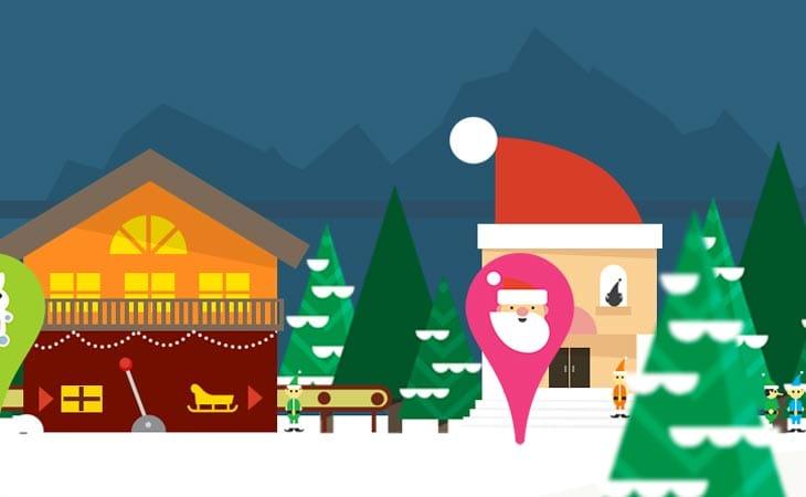 google-santa-tracking